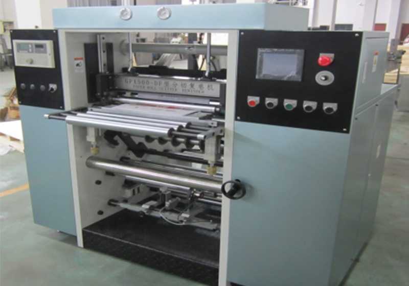GPPE Manual POS/ATM Paper Surface Rewinder