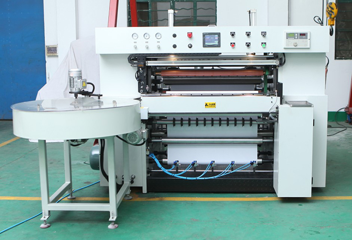 Thermal-paper-slitting-machine