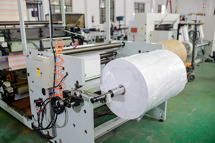 Thermal-paper-inline-printing-slitting-machine